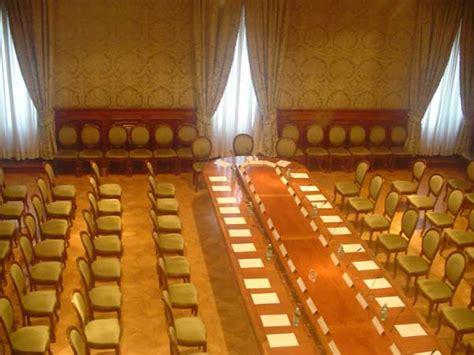 palazzo chigi interno la sala verde www governo it