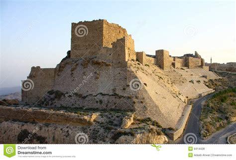 Home Building Plans And Prices al karak castle stock photo image of antiquarian