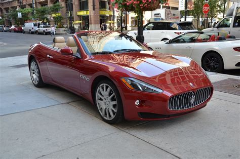 convertible maserati for sale 2013 maserati granturismo convertible stock gc olena11
