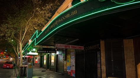 streets quiet as tough sydney drink laws begin in cbd and