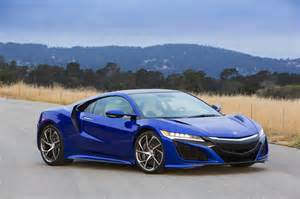 Acura Auto 2016 Acura Nsx Picture 640472 Car Review Top Speed