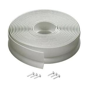 Md Building Products Garage Door Seal by Tool M D Building Products 3822 Vinyl Garage Door Top