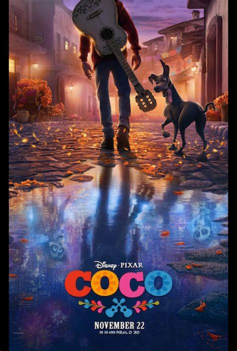 coco disney new poster and trailer for disney pixar s coco