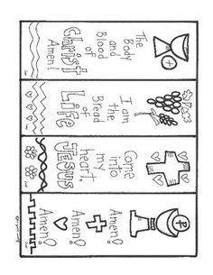 Childrens Religious Coloring Posters (Our Father Prayer