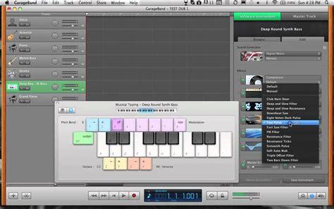 youtube tutorial garageband how to make dubstep on a mac garageband youtube