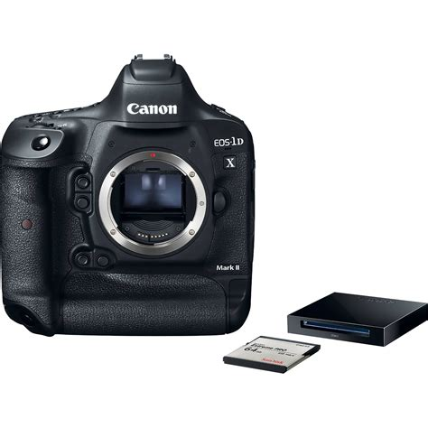 Canon Eos 1d X Ii by Canon Eos 1d X Ii Dslr Premium Kit 0931c016 B H