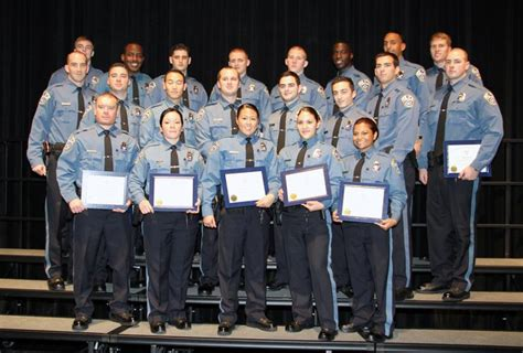 Arlington Va Arrest Records Acpd Recruits Graduate From Academy Arlnow