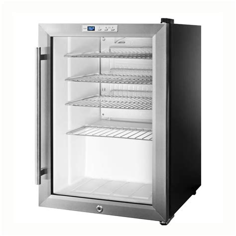 Countertop Refrigerator by Summit Scr312l 17 Quot Countertop Refrigerator W Front Access