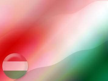 power point themes hungary hungary flag 04 powerpoint templates