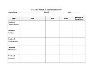 15 best images of action goal planning worksheet smart