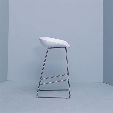Hay About A Stool Aas38 by About A Stool Aas38 Bar Stool 65 76cm Hay