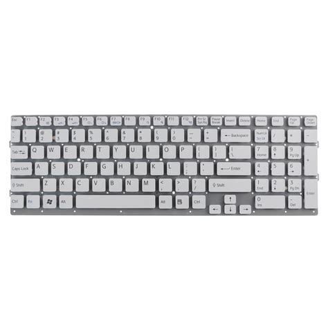 Keyboard Laptop Vaio keyboard for sony vaio pcg 71213m laptop notebook qwerty