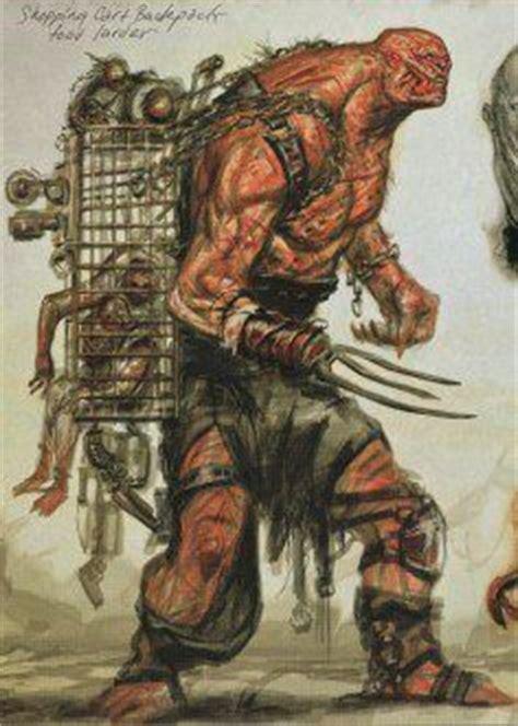 analyzing fallout 4 concept art aliens boss enemies 116 best images about mutants galore on pinterest