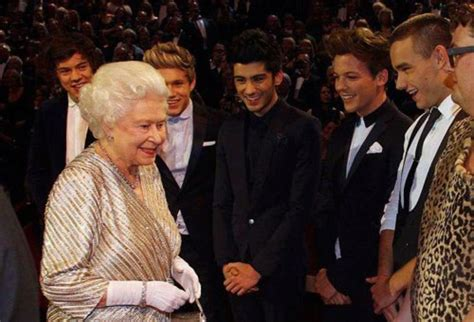Meet One Direction 1d Condition one direction meet the elizabeth ii 19 11 2012