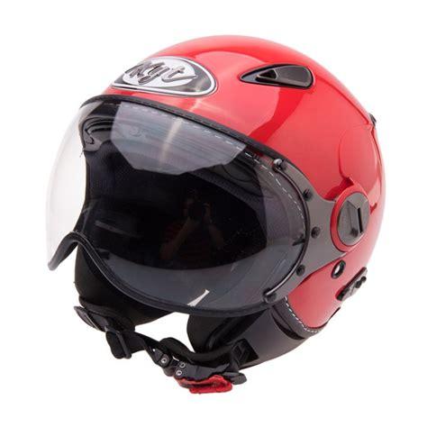 Helm Kyt Elsico Solid jual kyt elsico solid helm open harga kualitas terjamin blibli