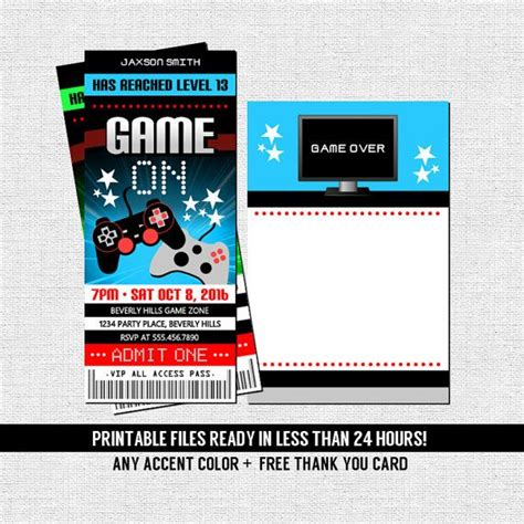 printable vip tickets 35 best images about cams bday ideas on pinterest safety
