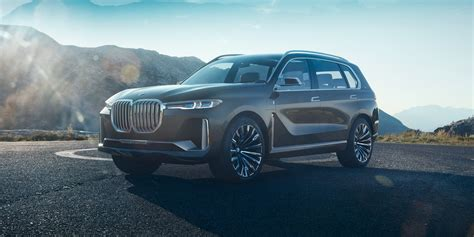 new bmw 2018 x7 2018 bmw x7 price specs and release date carwow