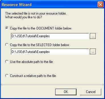 javascript tutorial point resource wizard