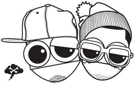 Cool Coloring Pages Glum Me Cool Coloring Pages For