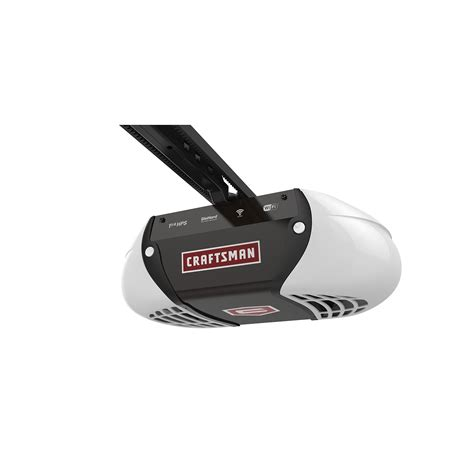 Smart Garage Door Opener The New Craftsman Wi Fi Garage Door Opener Garagespot