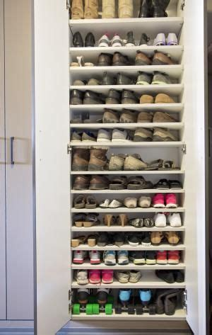 shoe closet with doors 25 best ideas about shoe cupboard on shoe