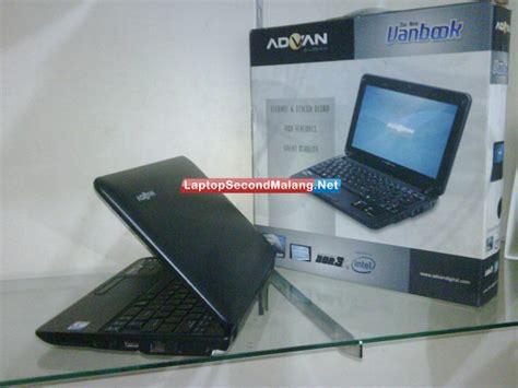 Advan Second netbook second advan p1n 46132s jual beli laptop second