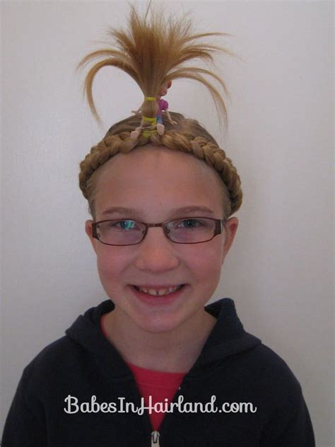 perfect for vbs crazy hair day for hadley bear someday 1000 ideas about crazy hair days on pinterest crazy