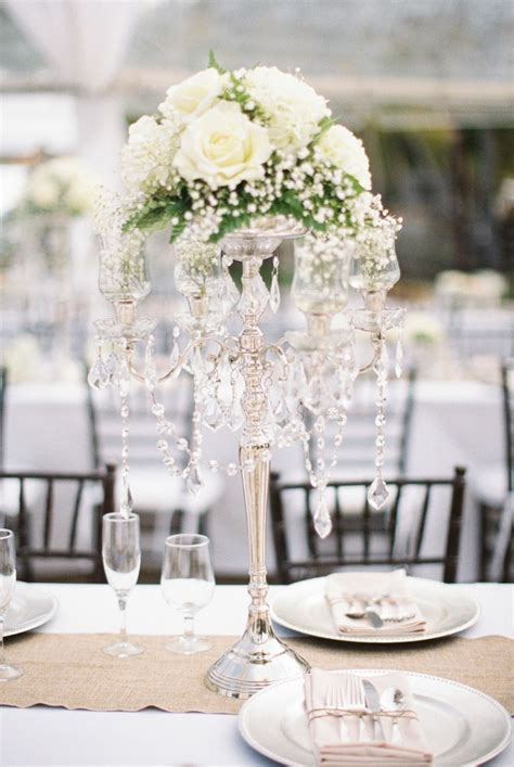 Wedding Centerpieces { Extravagant or Simple }   Wedding