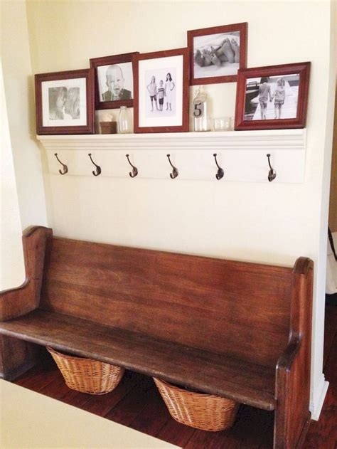 church pew  seating   entry   hooks