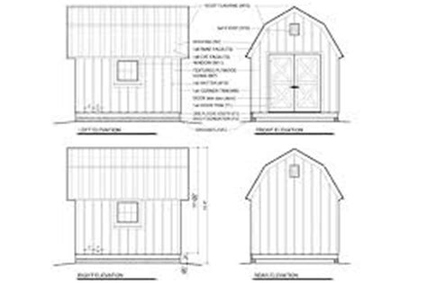 valopa useful gambrel storage shed plans free nane gambrel shed plans 8x8