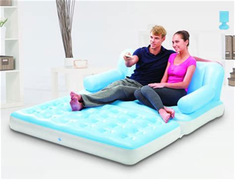 Kursi Angin Intex sofa bed 5 in 1 bestway kasur angin empuk intex tempat