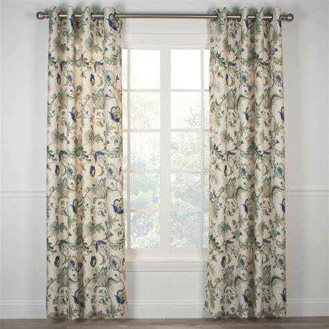 curtain outlet online brissac grommet top curtain panel