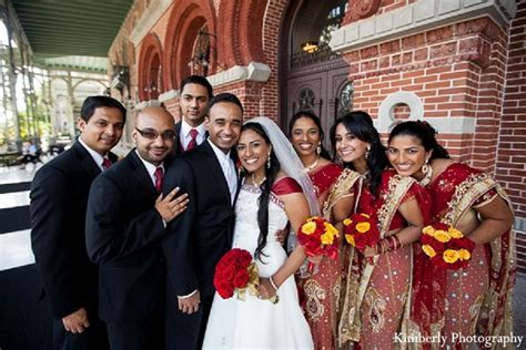 Tampa, FL Indian Wedding by Kimberly Photography   Post #3557