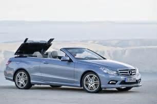 Mercedes E Cabriolet Mercedes Classe E Cabriolet Exterieur