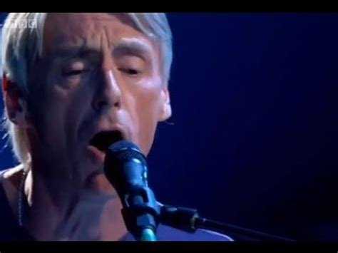saturns pattern youtube paul weller saturn s pattern on later live may 2015
