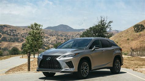When Will The 2020 Lexus Rx Come Out by 2020 Lexus Rx Gets A Nip A Tuck And A Touchscreen