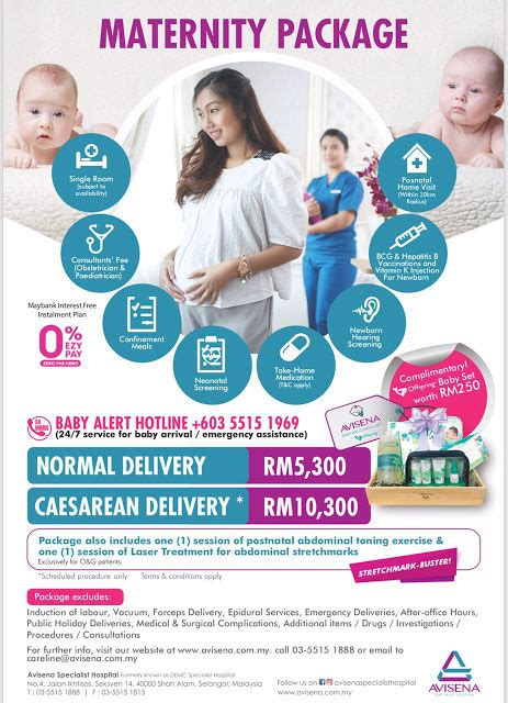 hospital terbaik  shah alam avisena womens children