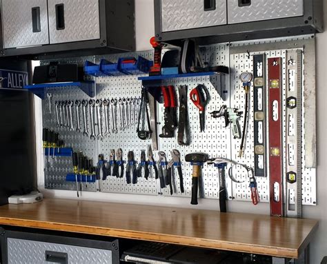 cool pegboard ideas 100 best images about garage storage ideas on pinterest