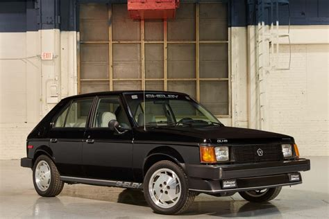 what means dodge dodge omni glh and glhs what does the name