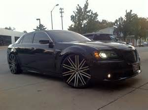 Chrysler 300 On Rims Chrysler 300 With Versante Wheels No Limit Inc