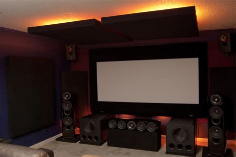 Home Theater Alus Ii b w 800 s vs kef reference for home theater avs forum