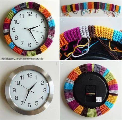 diy clock projects diy colorful clock pictures photos and images for and