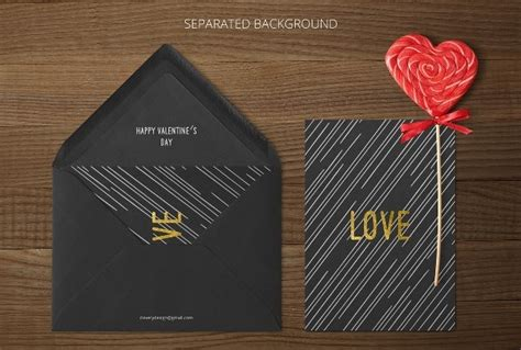 realistic greeting card template psd 20 psd invitation greeting card mockups webprecis