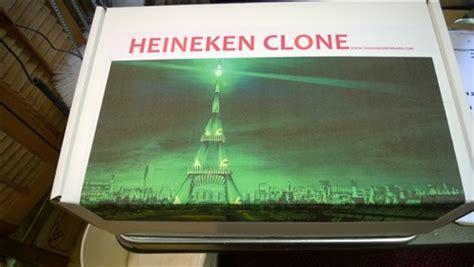 heineken light gluten free heineken clone beer kit