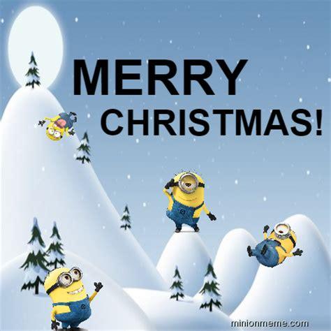 Merry Christmas Meme Generator - minion meme generator profile site