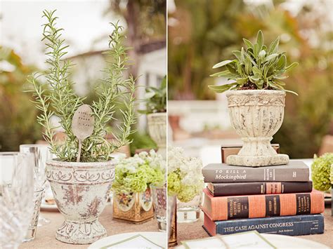 Garden Wedding Shower by Featured Inside Weddings Vintage Garden Inspired
