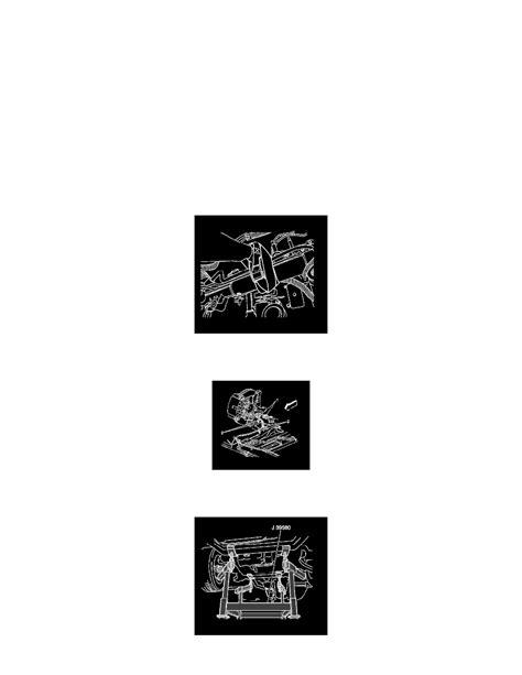 universal engine support table chevrolet workshop manuals gt impala v6 3 5l vin n 2006