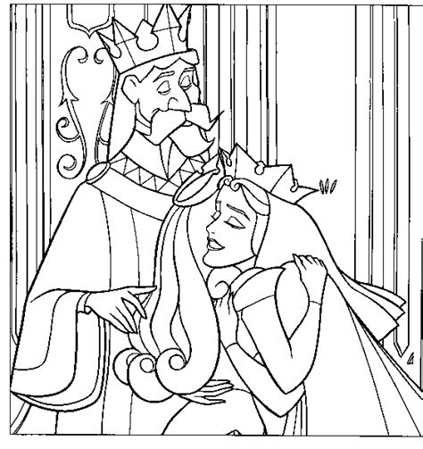 disney coloring pages sleeping beauty disney sleeping beauty coloring page