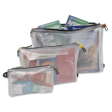 Zipper Bag Uk A6 by Exped Vista Organiser Pouch A6 Alloutdoor Co Uk