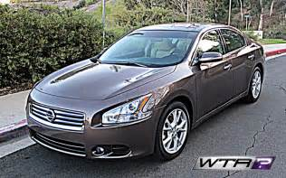 2014 Nissan Maxima Reviews 2014 Nissan Maxima Sv Why This Ride